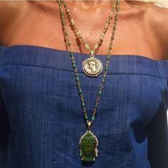 Sylva & Cie Denim and diamonds #opal #diamonds #turquoise #swag #vintage #tan #love #jewelry #jewelrydesigner #jewels #glamour #glamorous #glam #layer #instagram #instalike #instamood #fashion #blogger #fashionable #fashionista #lux #luxurious #luxury #lavish #lavishlife #gold #handfabricated @sylvacie ☄☄☄☄☄☄☄