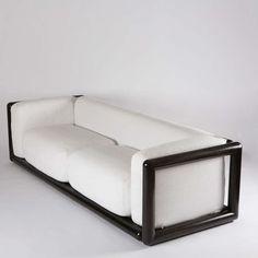 """Cornaro"" Sofa by Carlo Scarpa for Simon"