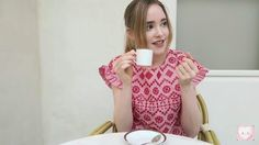 Coffee time ☕ Taylor R, Coffee Time, Blouse, Tops, Women, Style, Fashion, Swag, Moda