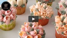 Learn all the tricks how to use the Russian piping tips by GBoutique