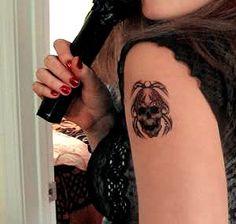 Rockstar Temporary Tattoo