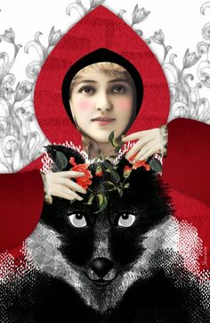 Little Red Riding Hood and Other Wolfish Things.  Jazcinta