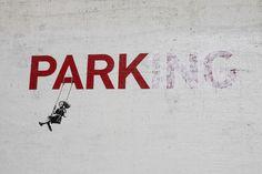 Banksy Downtown LA