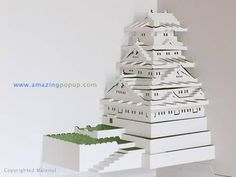 """Kirigami (切り紙) is a variation of origami that includes cutting of the paper (from Japanese """"kiru"""" = to cut, """"kami"""" = paper)"""