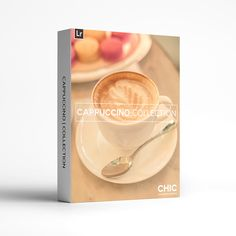 The Cappuccino Collection Chic Lightroom Presets