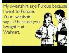 Could be said for Notre Dame too...just saying :D                                                           Ain't it the truth!