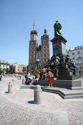 Krakow -- a jewel in Poland.  You must go!