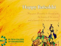 Lets celebrate the Harvest of joy and prosperity!! Its a thanksgiving day to the farmers and pray for the best future. We wish you a happy #Baisakhi to all of you. #HappyBaisakhi #Thanks2Farmers #Festival #HCE