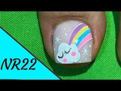 Little Girl Nails, Girls Nails, Hello Nails, Merry Christmas Gif, Magic Nails, Minimalist Nails, Rainbow Nails, Toe Nail Designs, Cute Nail Art