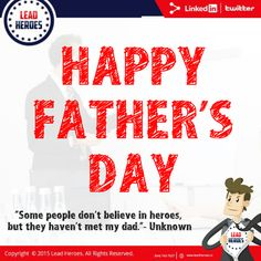 To all the HERO dads out there, today is yours! Keep cool and stay awesome 😎  #Father'sDay #Insurance #MedicareSupplements #Sales #FinalExpense #InsuranceAgents #LeadGeneration