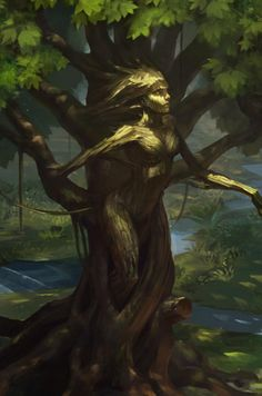 by on DeviantArt - wood nymph by -wood nymph by on DeviantArt - wood nymph by - Dryad/Earth Element Mythical Creature ArtStation - Dryad, Oksana Kharlampiyeva imaginaire Creature imaginaire …Creature imaginaire Forest Creatures, Fantasy Creatures, Mythical Creatures, Fantasy Male, Fantasy Girl, Wood Nymphs, Tree People, Fantasy Forest, Magic Forest