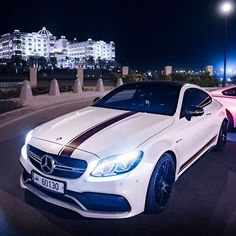 Mercedes-Benz C63S AMG ✨