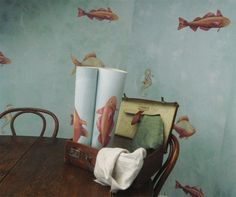 Fishes Mural.