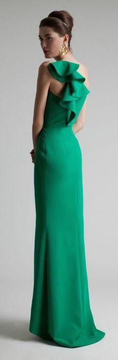 Beautiful green....