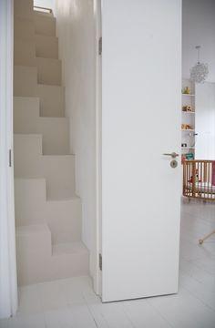 Space Saving Attic Stairs.......