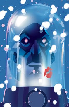 (Mr. Freeze) Batman Adventures no15 by ~Roboworks