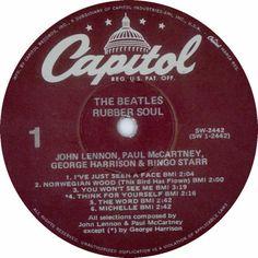 Record label 70s