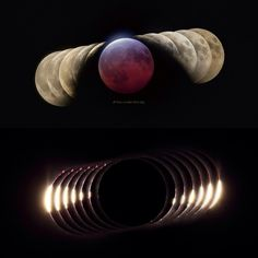 20 March 2015 eclipse timelapses