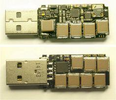 USB Killer, el USB que puede detruir un ordenador en dos segundos | Blog de Noticias - Yahoo Noticias
