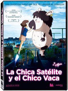 LA CHICA SATÉLITE Y EL CHICO VACA. Dirigida per Chang Hyung-yun. Mediatres, 2015.