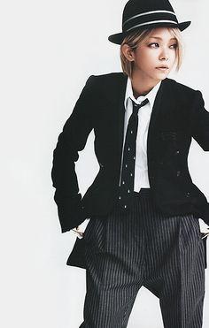 安室奈美恵 の写真 — Namie Amuro in GINZA December 2011 Issue. ** Edit by me