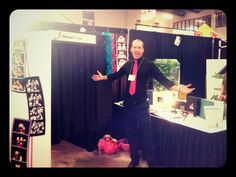 Great booth and Great attendants :) #neverforget #evententertainment #photobooth #eventfun