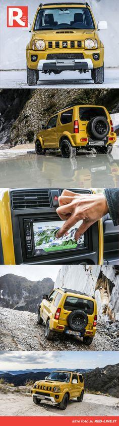Suzuki Jimny Shinsei, la prova al Giro delle Cave - Cento pezzi per un'edizione speciale e limitata dedicata ai cultori della light jeep che attraversa il tempo fedele a se stessa. Omaggia la capostipite con una vernice realizzata ad hoc e offre una serie di optional estetici e pratici. Arriverà a marzo 2017, al prezzo di 23.000 euro.