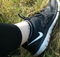 Nike und schwarze Leggings ♥
