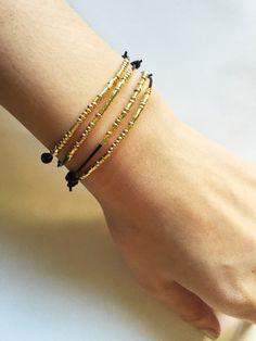 DIY Morse Code Bracelet