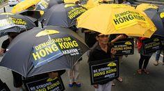 """""""The Umbrella Revolution"""""""