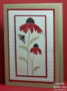 Stamping with Klass: The Flowers and the Bees