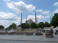 Estambul. Mezquita Azul.