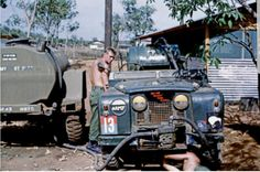Kiwi rover in South Vietnam