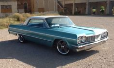 1964 Impala from Gas Monkey Garage - featured on Fast N Loud.