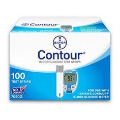 Bayer Contour Test Strips 100ct