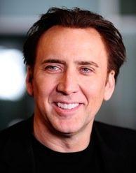 Nicolas Cage: Grauman's Chinese Theater Hand/Footprint Ceremony. '
