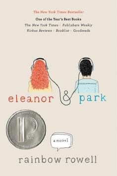 50 Essential Young Adult Novels // Eleanor & Park by Rainbow Rowell