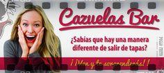 Ultimo trabajo para Cazuelas Bar