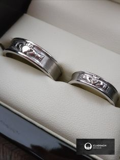Designed and Made in Ireland by Jewellery Designer  Eileen of Claddagh Design with complimentary worldwide delivery.