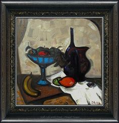 Still Life With Fruit by Danail Tsonev