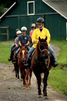 Certified Horsemanship Association - Certified Horseback Riding Instructors