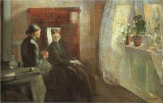 Spring - Edvard Munch