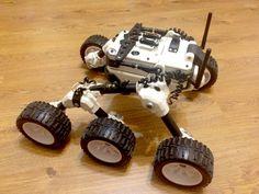 Martian+rover+by+repbaza.