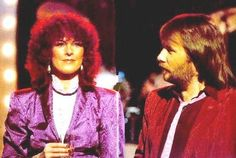 On November 27th 1980 ABBA would perform on Show Express in Germany but the band members were under police protection due to some letters arriving at Polar with threats of kidnapping. Of course the police took these letters very serious and adviced ABBA to not leave Sweden. So the performance would take place in Sweden with the help of a satelite connection with Germany while the studio was guarded by a dozen policemen