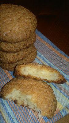 GALLETAS DE COCO Biscuit Cookies, No Bake Cookies, Brownie Cookies, Cupcake Cookies, Pumpkin Brownies, Venezuelan Food, Coconut Cookies, Salty Foods, Banana Bread Recipes