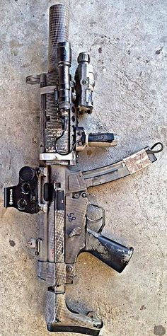 tactical mp5sd - Google Search