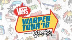 Last ever Warped Tour. Fearless bands. Fearless Family rocks!