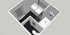 Bath Laundry Room Combo | Bathroom/Laundry Remodel