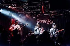 Artstyle rock music unit: Live photo shot in 池袋Ruido K3