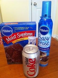 Diet Coke Cake! These are two of my favorite things!!!!